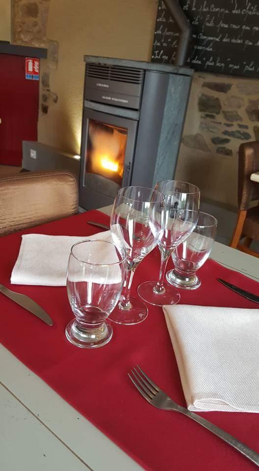 Restaurant La Table Du Marais